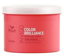 Wella Brilliance Fine/Normal hair treatment 500ml