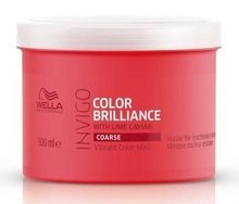 Wella Brilliance Thick hair treatment 500ml