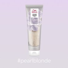 Wella Color Fresh PEARL BLONDE Maska koloryzująca 150ml