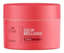Wella INVIGO Brilliance maska do włosów grubych 150ml
