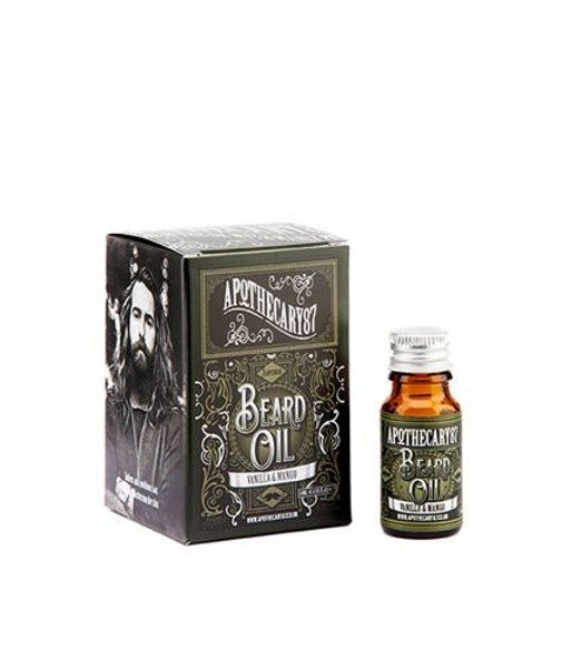Apothecary 87 Beard Oil Vanilla & Mango olejek do brody 10ml