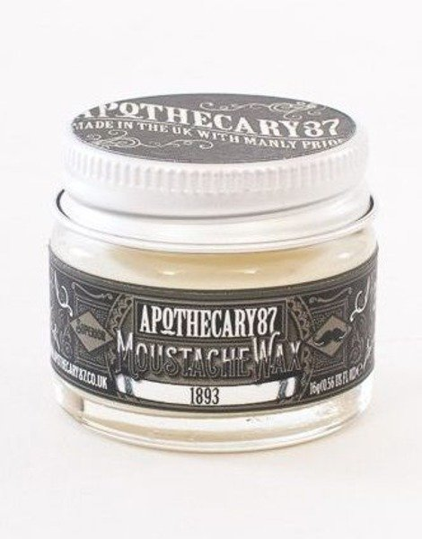 Apothecary 87 Mustache Wax Firm Hold wosk do wąsów 16g