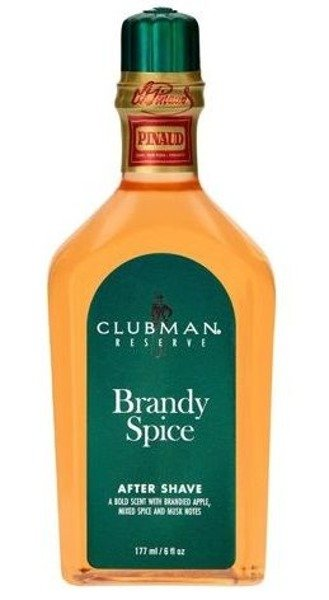 Clubman After Shave Lotion Brandy Spice 177ml