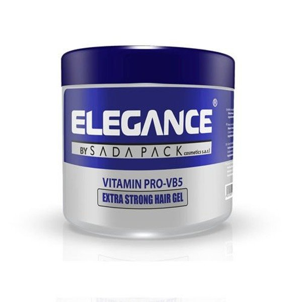 Elegance Extra strong Hair Gel 500ml