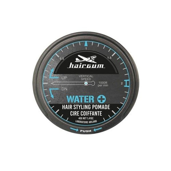 Hairgum Water + Pomade 40g