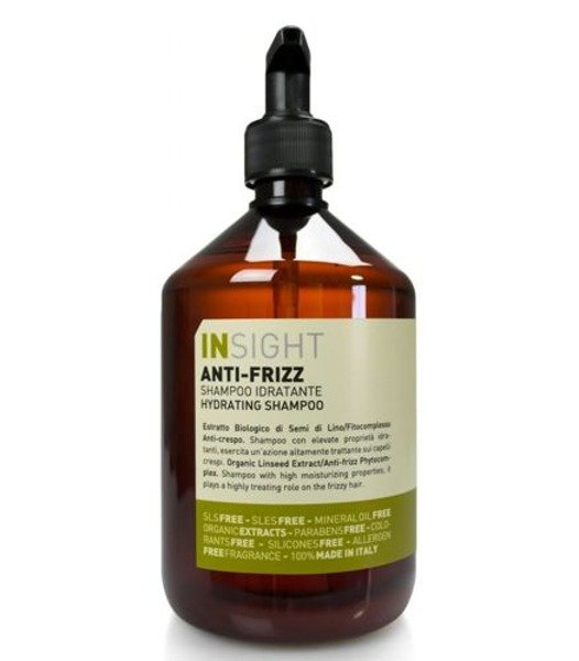 Insight ANTI - FRIZZ Hydrating Szampon 400ml