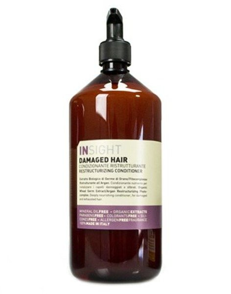 Insight DAMAGED HAIR Restructurizing Conditioner 900ml NEW