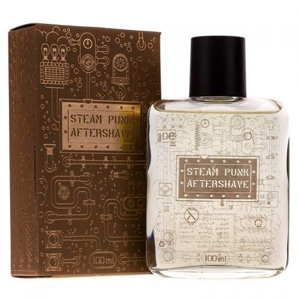 Pan Drwal Aftershave Steam Punk 100ml