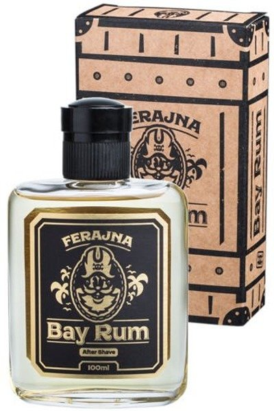 Pan Drwal Aftershave Ferajna Bay Rum 100ml