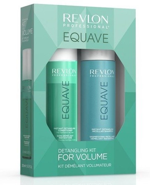 Revlon EQUAVE DUO PACK VOLUME