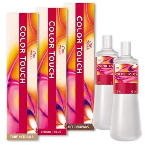 Wella Color Touch emulsja 4% 1000ml