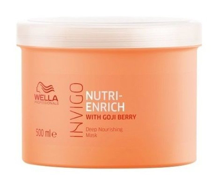 Wella INVIGO Nutri-Enrich maska 500ml